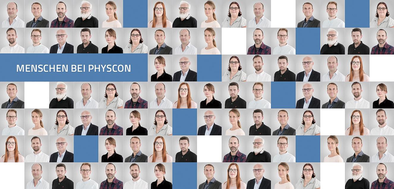 menschen bei physcon